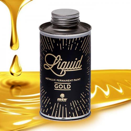 Заправка MTN Liquid Gold жидкое золото 200 мл