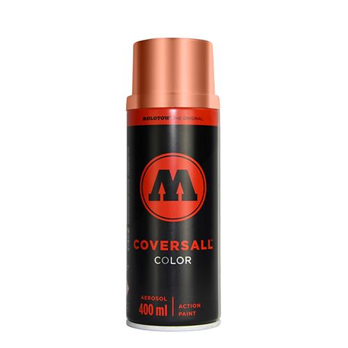 Аэрозольная краска Molotov Coversall Color, 400 мл, Cooper(Медь)