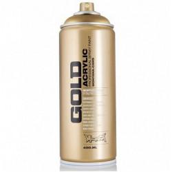 Аэрозольная краска M 1000 ХРОМ Montana Gold 400 мл