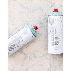 Аэрозольная краска Montana Мрамор-эффект, пастельная зеленая 400 мл