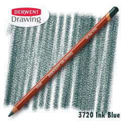 Карандаш Derwent Drawing 3720 Синий чернильный (Ink-Blue)