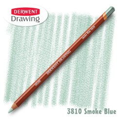Карандаш Derwent Drawing 3810 Синий дымчатый (Smoke-Blue)