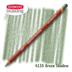 Карандаш Derwent Drawing 4135 Зеленая тень (Green-Shadow)