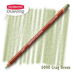 Карандаш Derwent Drawing 5090 Зеленая скала (Crag-Green)