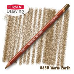 Карандаш Derwent Drawing 5550 Земляной теплый (Warm-Earth)