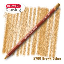 Карандаш Derwent Drawing 5700 Охра коричневая (Brown-Ochre)