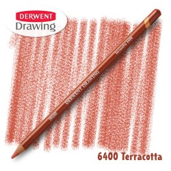 Карандаш Derwent Drawing 6400 Терракотовый (Terracotta)