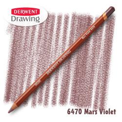 Карандаш Derwent Drawing 6470 Марс фиолетовый (Mars-Violet)