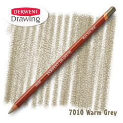 Карандаш Derwent Drawing 7010 Серый теплый (Warm-Grey)