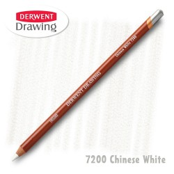 Карандаш Derwent Drawing 7200 Белый китайский (Chinese-White)