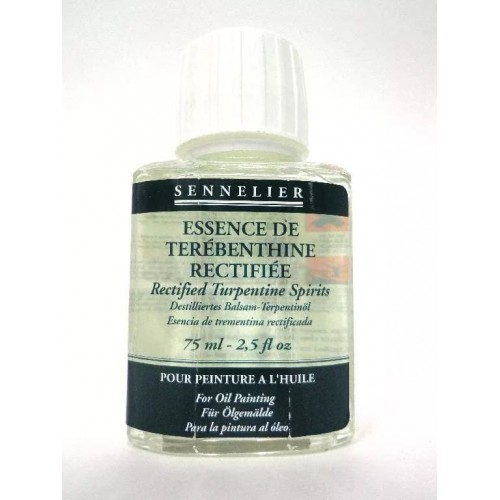 Sennelier  Терпентин очищенный, 75 мл