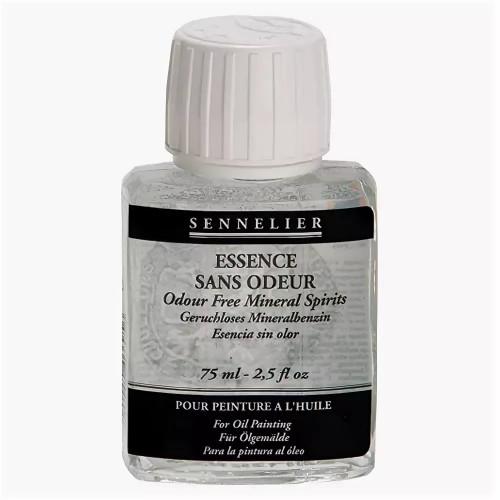 Sennelier  Уайт-спирит без запаха, 75 мл