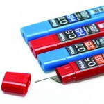 Грифели для карандашей Pentel Ain Stein HB 0,5мм 12шт