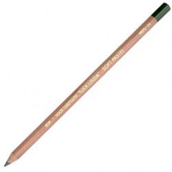 Пастельный карандаш K-I-N 8820/24 Gioconda, зеленый темный оливковый