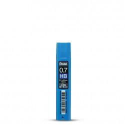 Грифели для карандашей Pentel Ain Stein HB 0,7мм 12шт