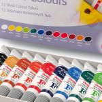 Набор акварели Pentel Water Colours, 12 цв.* 5 мл