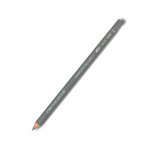 Водорастворимый (акварельный) чернографитовый карандаш, твердость HB