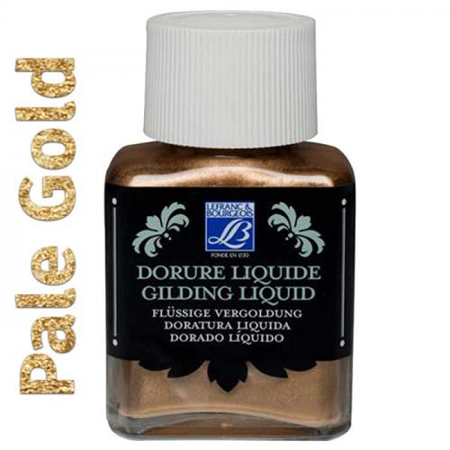 Поталь жидкая Lefranc&Bourgeois Бледное золото (Pale Gold), 75мл