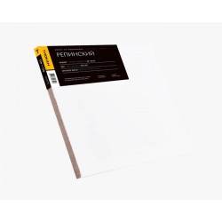 Холст на подрамнике Репинский, лен, 450 г/м2,  40x40 см