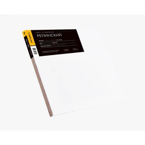 Холст на подрамнике Репинский, лен, 450 г/м2,  50x70 см
