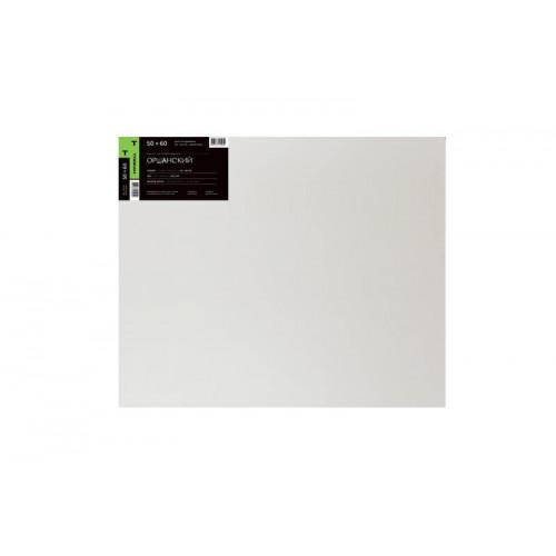 Холст Оршанский мелкозернистый, 100% лен, 235г/м2, 50х60 см