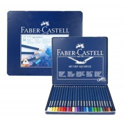 Акварельные карандаши в наборах