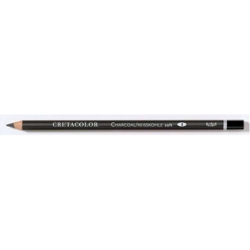Водостойкий карандаш Nero Cretacolor, очень мягкий