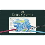 Набор акварельных карандашей Faber-Castell Albrect Durer, 36 цветов в жестяной коробке
