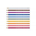 Набор акварельных карандашей Faber-Castell Albrect Durer, 24 цвета в жестяной коробке