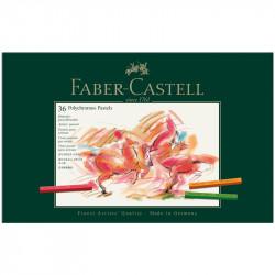 Пастель художественная Faber-Castell «Polychromos» 36цв