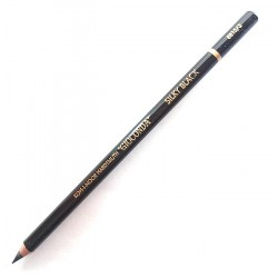 "Художественный карандаш ""Gioconda silky"", черный, твёрдый 8815/3"