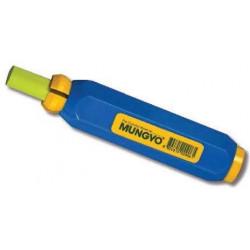 Держатель для мелков пластиковый синий