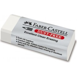 Ластик Faber-Castell Dust Free