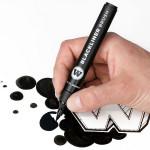 Маркер Blackliner Brush и заправка Blackliner 30 ml в блистере