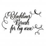Маркер кисть Blackliner Brush