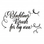 Маркер кисть Blackliner Calligraphy