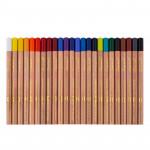 Набор пастельных карандашей «Сонет», 24 цветов (2020 edition)