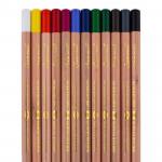 Набор пастельных карандашей «Сонет», 12 цветов (2020 edition)