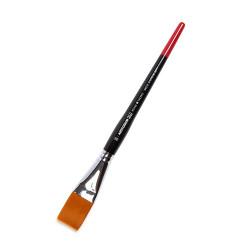 Кисть для акрила Amsterdam 342 синтетика мягкая плоская ручка короткая №26