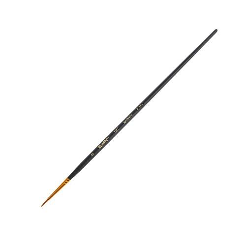 Кисть Roubloff 1317 синтетика круглая с длинной ручкой №2
