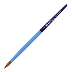 Кисть для акварели синтетика круглая AQUA SOFT-TOUCH №06 ручка короткая