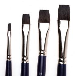 Кисть для акварели Van Gogh 112 имитация белки, круглая ручка короткая №8