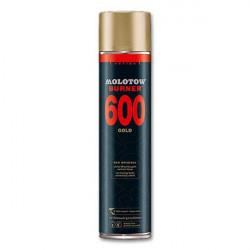 Аэрозольная краска Molotow Burner Gold 600 мл