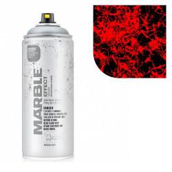 Аэрозольная краска Montana Мрамор-эффект, красная 400 мл