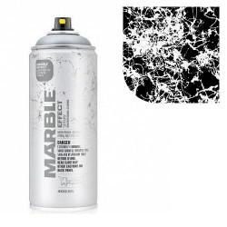 Аэрозольная краска Montana Мрамор-эффект, черный 400 мл