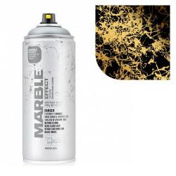 Аэрозольная краска Montana Мрамор-эффект, золотая 400 мл