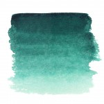 Изумрудно-зеленая, акварель «Белые ночи», кювет 2,5 мл