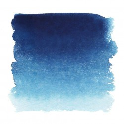 Лазурно-голубая, №519, акварель «Белые ночи», кювет 2,5 мл