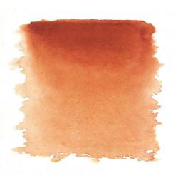 Охра красная, акварель «Белые ночи», кювет 2,5 мл