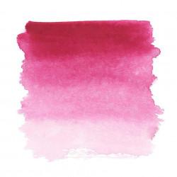 Розовый хинакридон, №324, акварель «Белые ночи», кювет 2,5 мл